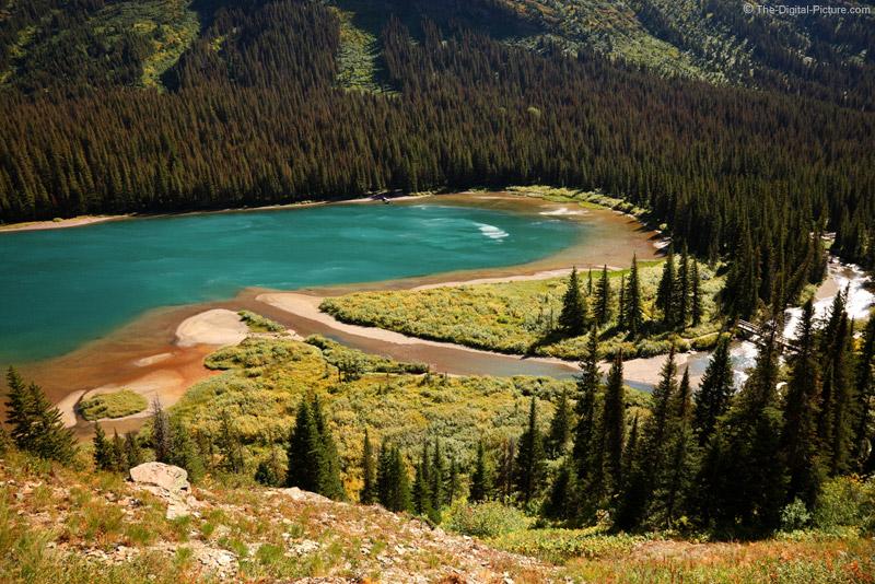 Lake Josephine, Glacier National Park