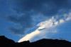 Cloud Swoosh, Glacier National Park