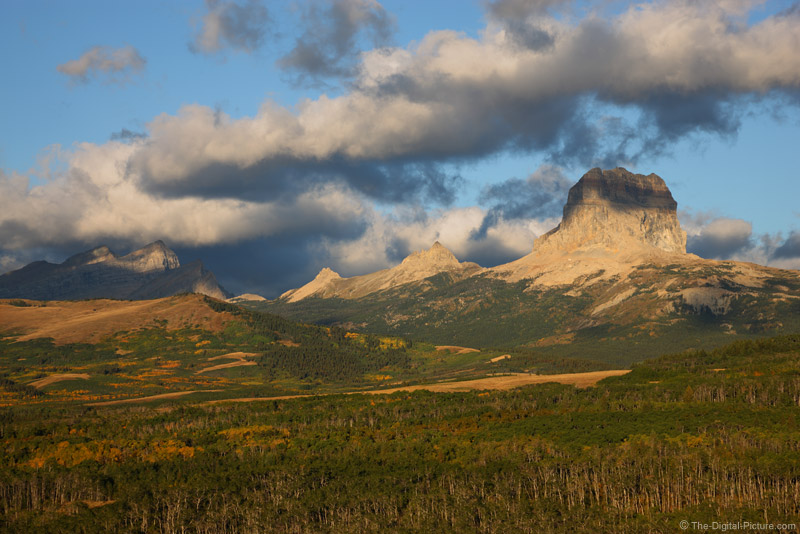 Chief Mountain, Blackfeet Indian Reservation