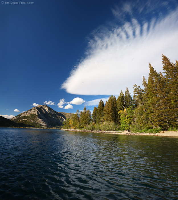 Upper Waterton Lake, Waterton Lakes National Park