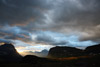 First Light at Logan Pass, Glacier National Park