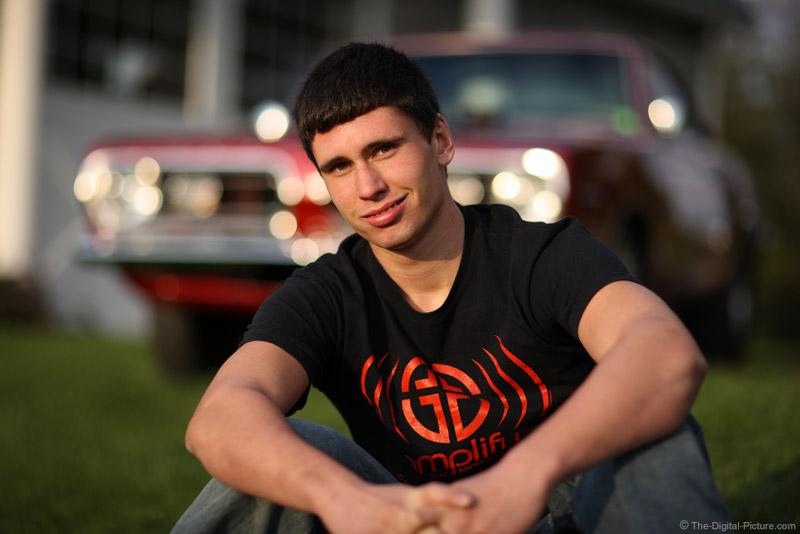 Senior Portrait - Adam