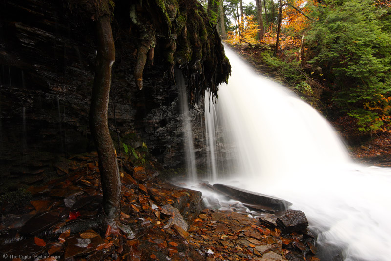 Mowhawk Falls, Ricketts Glen