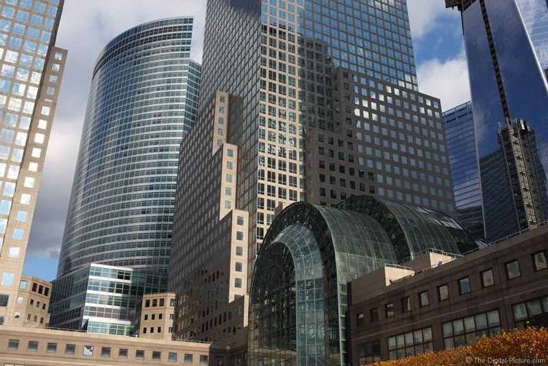 Battery Park City, New York