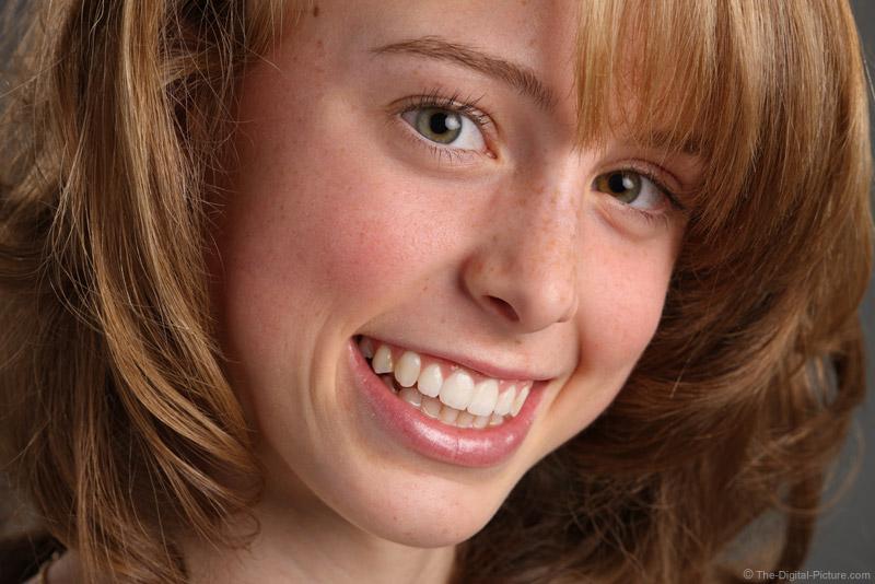 Studio Head Shot Portrait