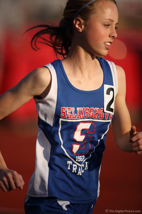 Distance Runner Photo