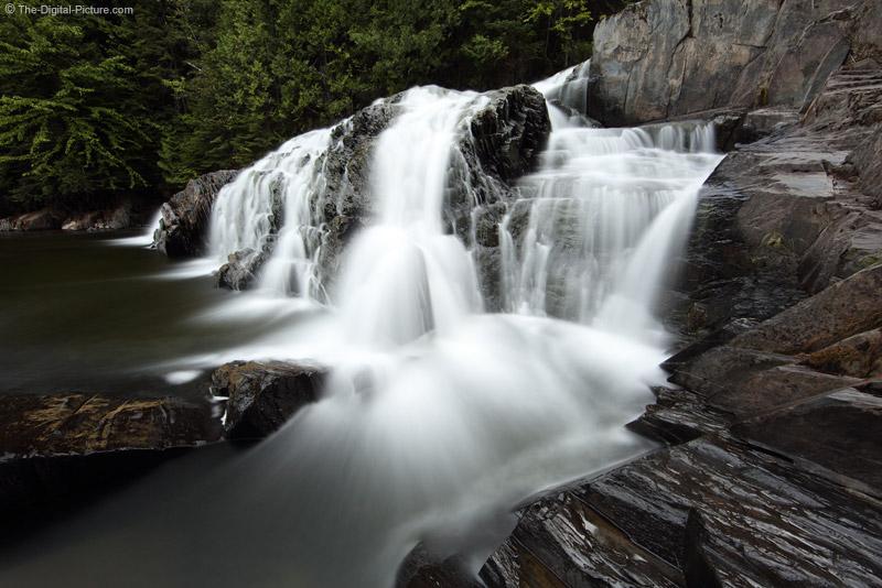 Rocky Brook Falls, T15 R9, Maine
