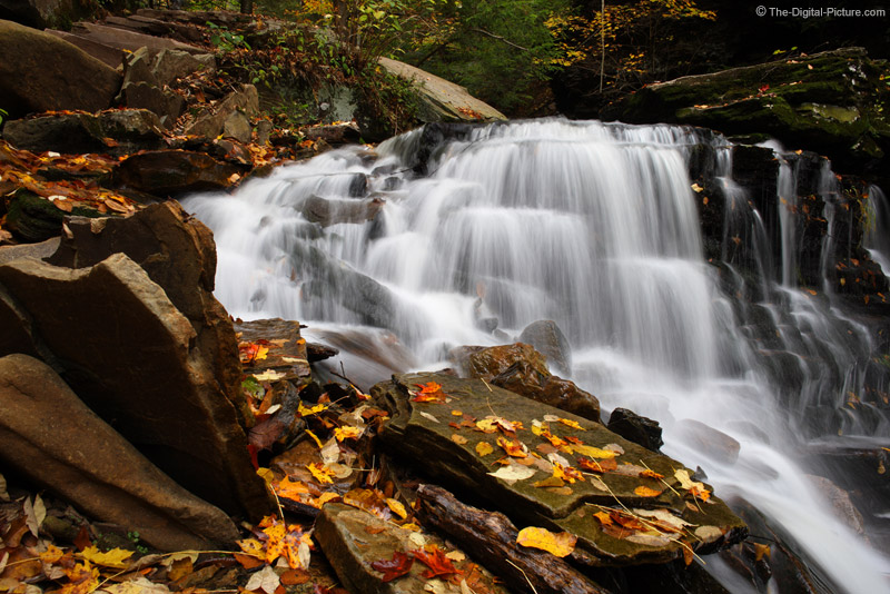 Cayuga Falls, Ricketts Glen SP