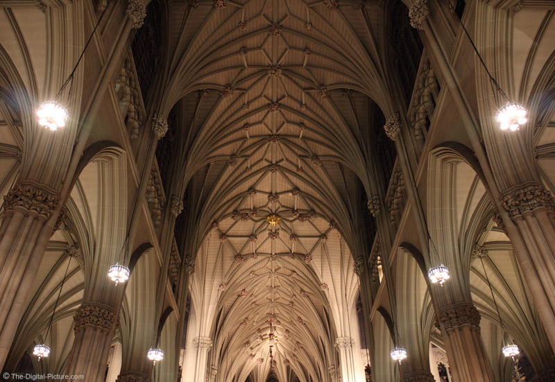 St Patricks Cathedral, 5th Ave, Manhattan