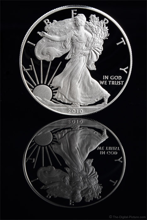 2010 American Eagle Proof Silver Dollar