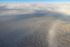 Clouds from Commercial Jet