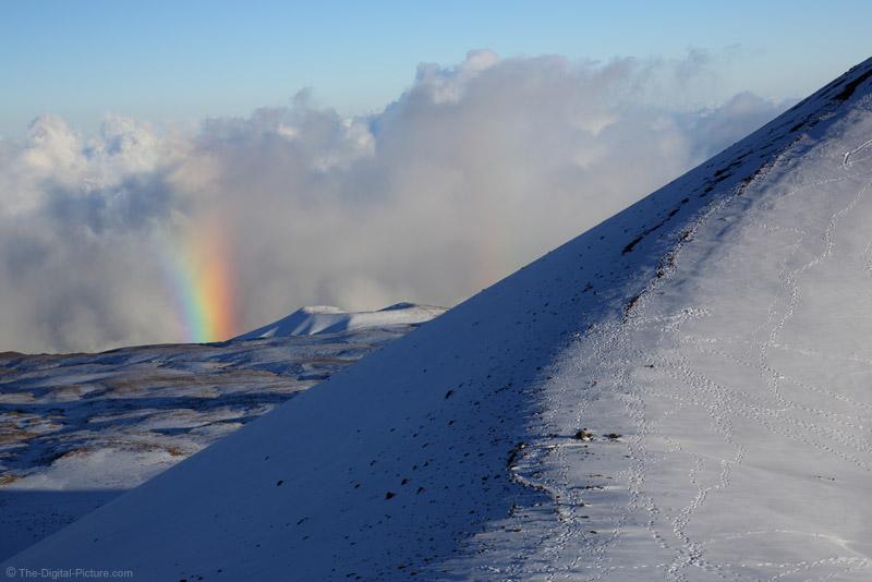 Mauna Kea Rainbow