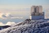 Observatory at Top of Mauna Kea, Big Island