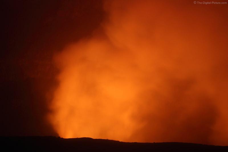 Kilauea Volcano, Hawaii Volcanoes National Park