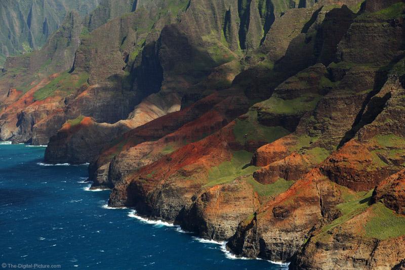 Pacific Ocean Sea Cliffs
