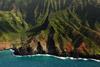 Jagged Cliffs of Na Pali Coast