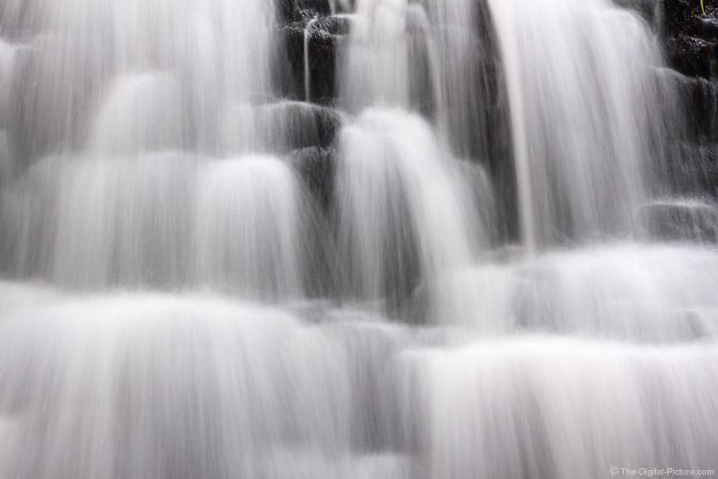 Mohawk Falls Close-up