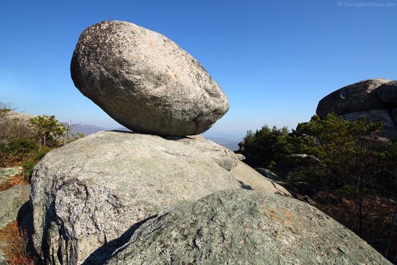 Balanced Rock, Old Rag Mountain