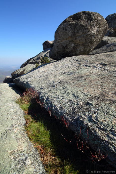 Old Rag Mountain Rocks