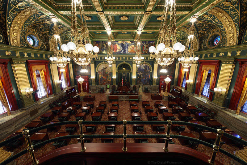 Got 12mm? Take it to the Pennsylvania State Capitol