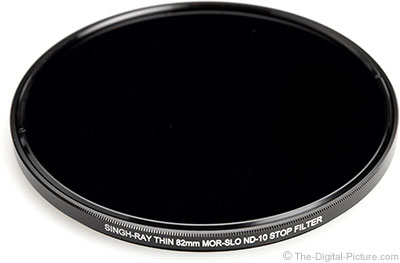 The Ultimate 10 Stop Neutral Density Filter