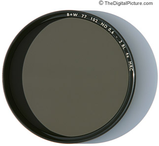 B+W 77mm Neutral Density ND.6 4x 102 MRC Glass Filter Review