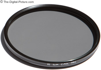 B+W 82mm MRC Slim Circular Polarizer Filter Review