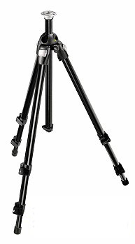 Manfrotto 3021B Pro Tripod Review