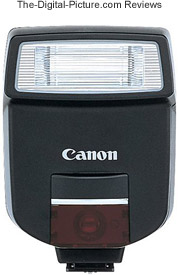 Canon Speedlite 220EX Flash Review