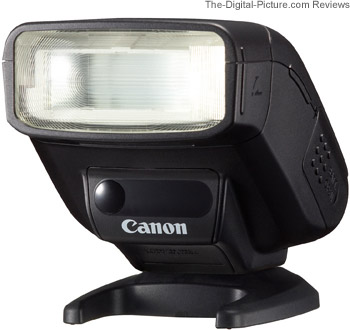 Canon Speedlite 270EX II Flash Review