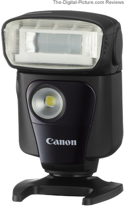 Canon Speedlite 320EX Flash Press Release