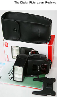 Canon Speedlite 420EX Flash