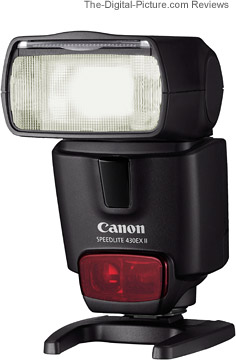 Canon Speedlite 430EX II Flash Review