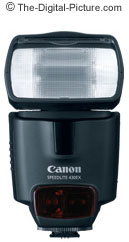 Canon Speedlite 430EX Flash Review