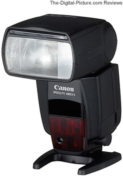 Canon Speedlite 580EX II Flash Press Release