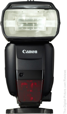 Canon Speedlite 600EX-RT Flash Review
