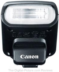 Canon Speedlite 90EX Flash Review