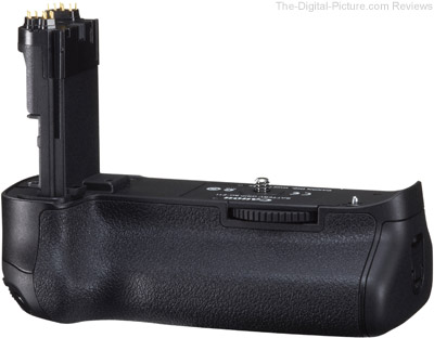 Canon BG-E11 Battery Grip for Canon EOS 5D Mark III Review