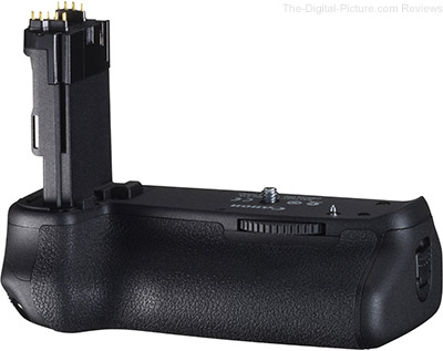 Canon BG-E13 Battery Grip for Canon EOS 6D Review
