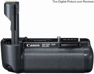 Canon BG-E2N Battery Grip (for Canon 40D, 30D, 20D) Review