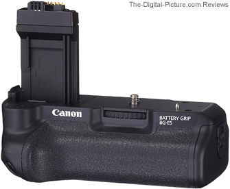 Canon Battery Grip BG-E5 (cho Canon Rebel XSi, XS, T1i) Review