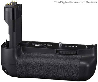 Canon BG-E7 Battery Grip for Canon EOS 7D Review