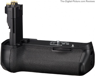 Canon BG-E9 Battery Grip for Canon EOS 60D Review