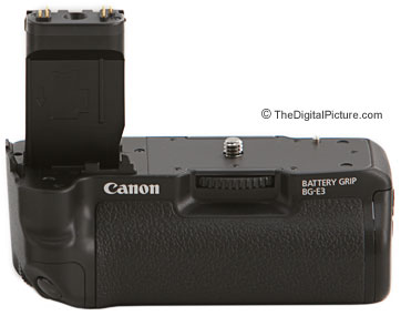 Canon Battery Grip BG-E3 (for Digital Rebel XTi,  XT) Review
