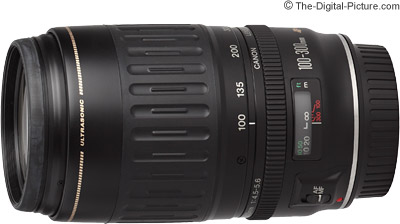 Canon EF 100-300mm f/4.5-5.6 USM Lens Review