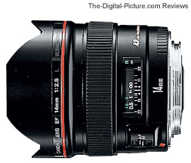 Canon EF 14mm f/2.8L USM Lens Review