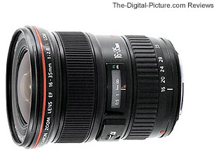 Canon EF 16-35mm f/2.8L USM Lens Review