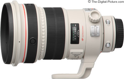 Canon EF 200mm f/2 L IS USM Lens Europe Press Release