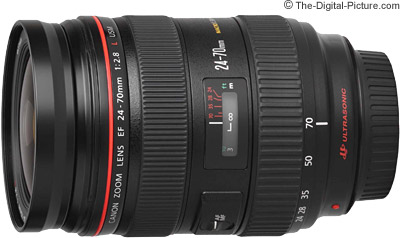 Canon EF 24-70mm f/2.8 L USM Lens Review
