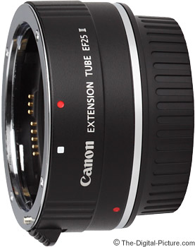 Canon 25mm Extension Tube II (EF 25) Review